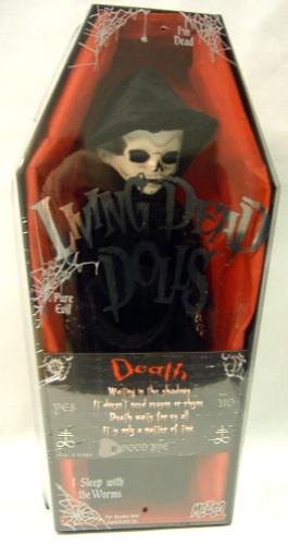 【まもなく再入荷 1807】リビングデッドドールズ(Living Dead Dolls)シリーズ15 DEATH(デス)【05P03Dec16】