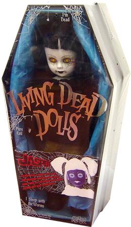 【まもなく再入荷 1606】リビングデッドドールズ(Living Dead Dolls)シリーズ14 JASPER(ジャスパー)