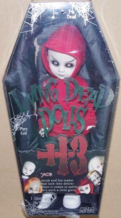 【まもなく入荷 9】リビングデッドドールズ(Living Dead Dolls)シリーズ13 JACOB