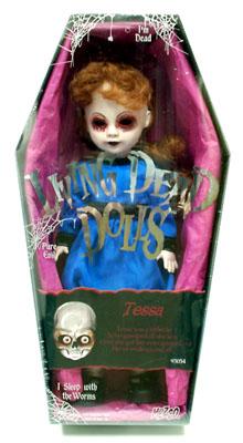 【まもなく入荷 1806】リビングデッドドールズ(Living Dead Dolls)シリーズ12 TESSA(テッサ)