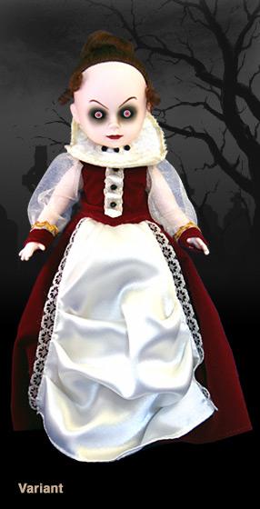 【まもなく入荷 10】リビングデッドドールズ(Living Dead Dolls)シリーズ15 BATHORY(バートリー) variant