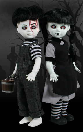【まもなく再入荷 11】リビングデッドドールズ(Living Dead Dolls)2004 SDCC(サンディエゴ・コミコン限定) ジャック&ジル