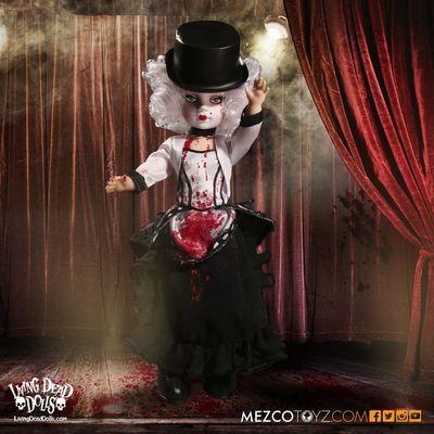 【まもなく再入荷 1904】リビングデッドドールズ シリーズ33/Moulin Morgue - Madame La Mort/(Living Dead Dolls)