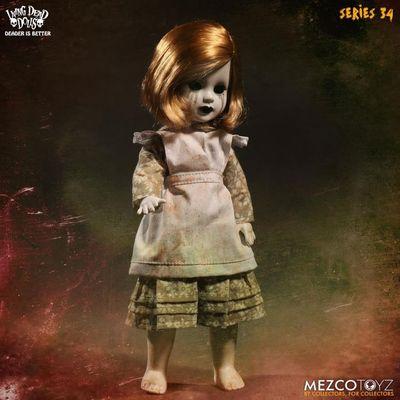 【送料無料】リビングデッドドールズ シリーズ34/Wassen Hole - Coalette/(Living Dead Dolls)