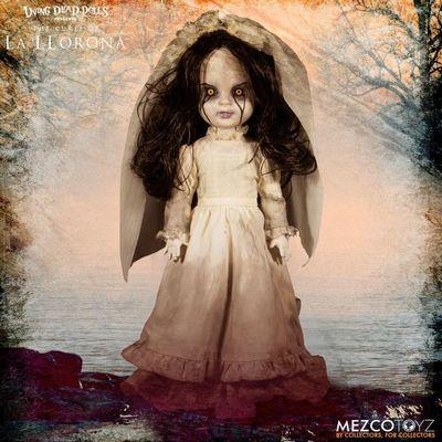 【送料無料】リビングデッドドールズ ラ・ヨローナ・泣く女/The Curse of La Llorona(Living Dead Dolls)