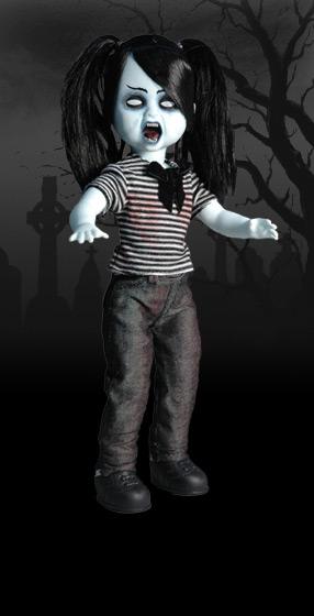 【まもなく再入荷 1705】リビングデッドドールズ(Living Dead Dolls)シリーズ22/Roxie(ロキシー)【P16Sep15】