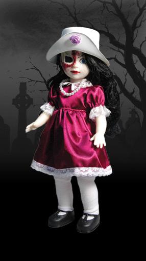 【まもなく再入荷 1805】リビングデッドドールズ(Living Dead Dolls)シリーズ23/Jennocide(ジェノサイド)【532P26Feb16】