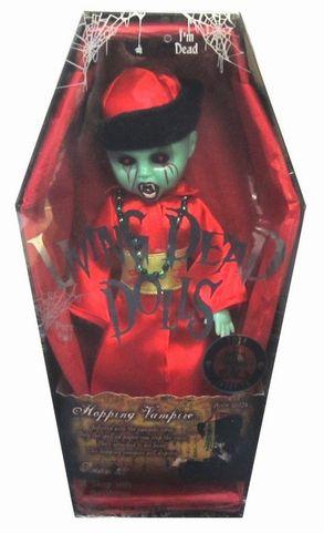 【まもなく再入荷 1605】リビングデッドドールズ(Living Dead Dolls) シリーズ27/Hopping Vampire バリアントカラー【532P15May16】