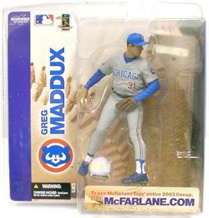 【まもなく入荷 1411】マクファーレントイズ MLB フィギュア シリーズ4/グレッグ・マダックス chase/シカゴ・カブス【05P15Apr14】