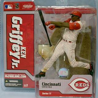 ced122f7f1 McFarlane Toys MLB figure series 11 / Ken-Griffey Jr./ Cincinnati Reds