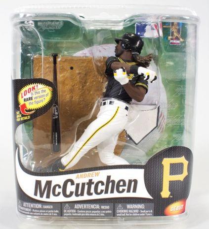 【まもなく再入荷 1806】マクファーレントイズ MLBフィギュア シリーズ31/アンドリュー・マカッチャン/ピッツバーグ・パイレーツ