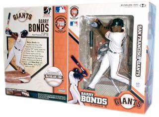 【まもなく再入荷 1605】マクファーレントイズ MLB フィギュア バリー・ボンズ 700号記念 限定BOX【532P19Apr16】