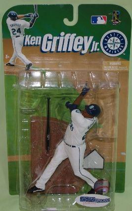 麦克法兰玩具MLB花样滑冰肯·格里费Jr./西雅图水手队/US店铺限定品