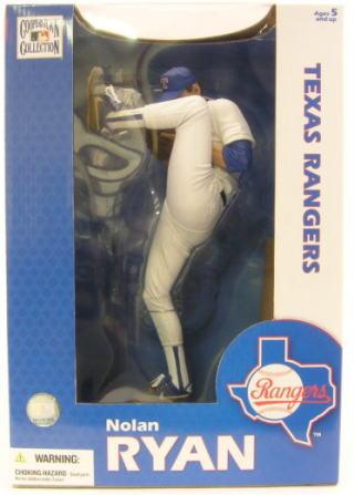 【まもなく再入荷 1905】マクファーレントイズ MLB フィギュア12インチ シリーズ ノーラン・ライアン/テキサス・レンジャース【532P15May16】