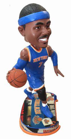 【新商品 まもなく入荷 1710】2017年 NBA ボブルヘッド Headline カーメロ・アンソニー/ニューヨーク・ニックス