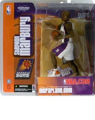【まもなく再入荷 1704】マクファーレントイズ NBAフィギュア シリーズ5/ステファン・マーブリー/フェニックス・サンズ【05P03Dec16】