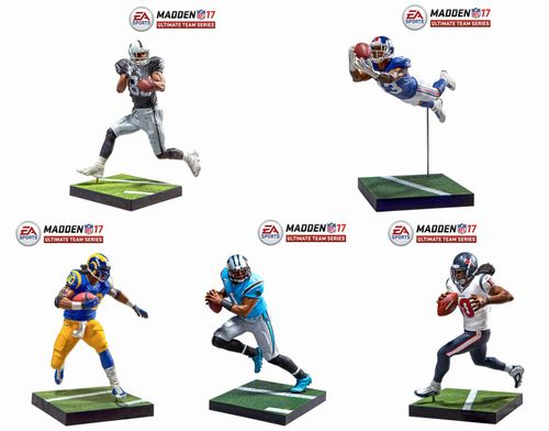 EA Sports Madden NFL 17/SET OF5/マクファーレントイズ