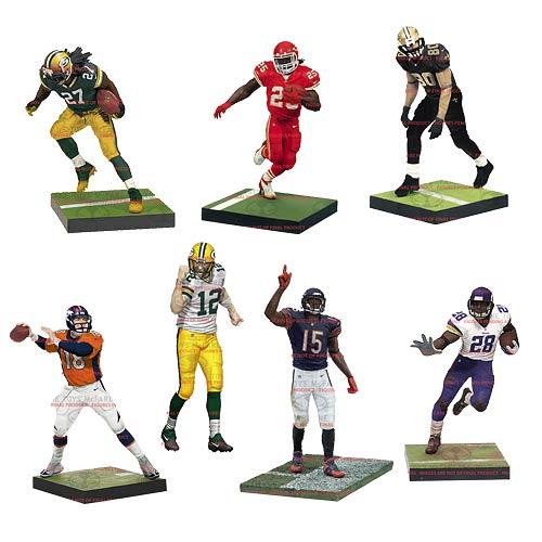 【まもなく再入荷 1512】マクファーレントイズ NFLフィギュア シリーズ34/SET OF 7(7体セット)