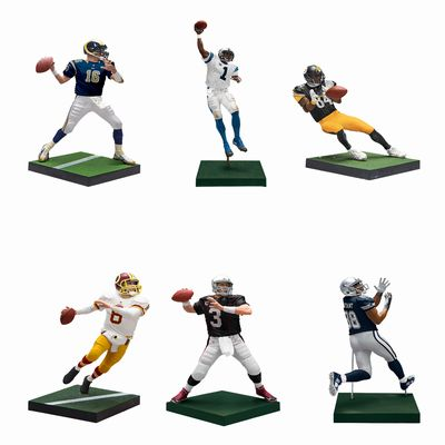 EA Sports Madden NFL 17 シリーズ3/SET OF6/マクファーレントイズ