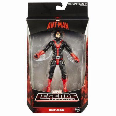 【まもなく入荷 1808】ハズブロ マーベルレジェンド Ant-Man インフィニティ・シリーズ 限定品 アントマン/Marvel Legend