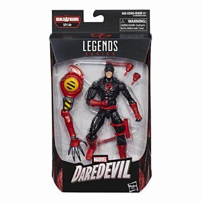 【まもなく再入荷 1808】ハズブロ マーベルレジェンド デアデビル Daredevil Marvel Legends/パーツ付き