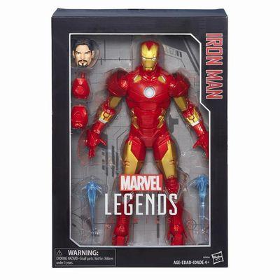 【まもなく再入荷 2003】ハズブロ マーベルレジェンド 12インチ アイアンマン Marvel Legends