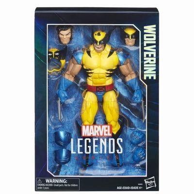 【まもなく再入荷 1911】ハズブロ マーベルレジェンド 12インチ X-MEN ウルヴァリン Marvel Legends