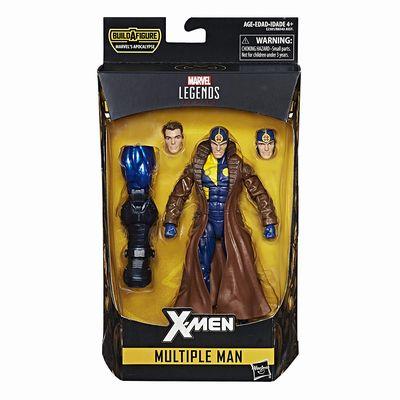 【まもなく再入荷 1808】ハズブロ マーベルレジェンド X-MEN Multiple Man Marvel Legends/パーツ付き