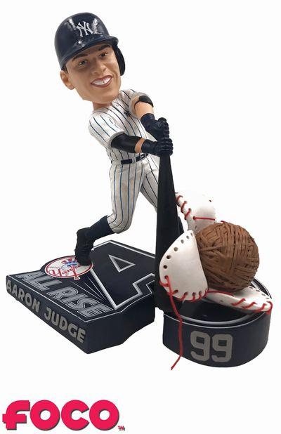 【まもなく再入荷 1803】2017年 MLB ボブルヘッド 限定 Heavy Hitter/アーロン・ジャッジ/ニューヨーク・ヤンキース