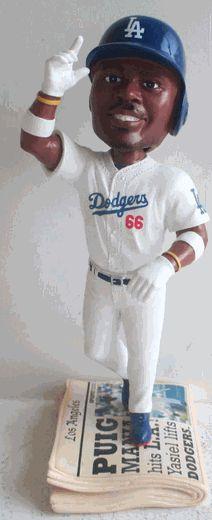 【まもなく入荷 ボブルヘッド 1504】2013年 1504】2013年 フォーエバー社 MLB MLB ボブルヘッド ヤシエル・プイグ/USショップ500体限定/ニュースペーパーベース/ロサンゼルス・ドジャース, イイネイル:ecb761a0 --- sunward.msk.ru