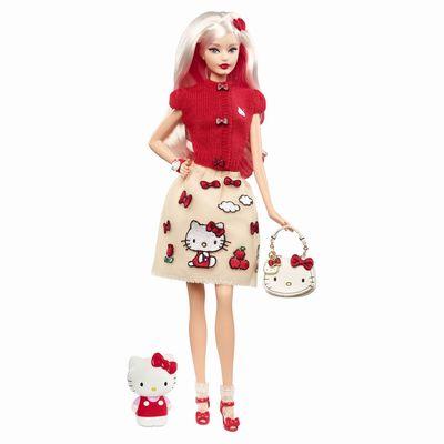 売上実績NO.1 【まもなく入荷 1906 Hello Kitty】Barbie(バービー)コレクタードール【まもなく入荷 Hello Kitty, 韓流スターSHOP ピーエスエス:36c1540b --- kventurepartners.sakura.ne.jp