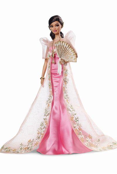 【まもなく入荷 1503】Barbie Collector Mutya/限定品 バービー