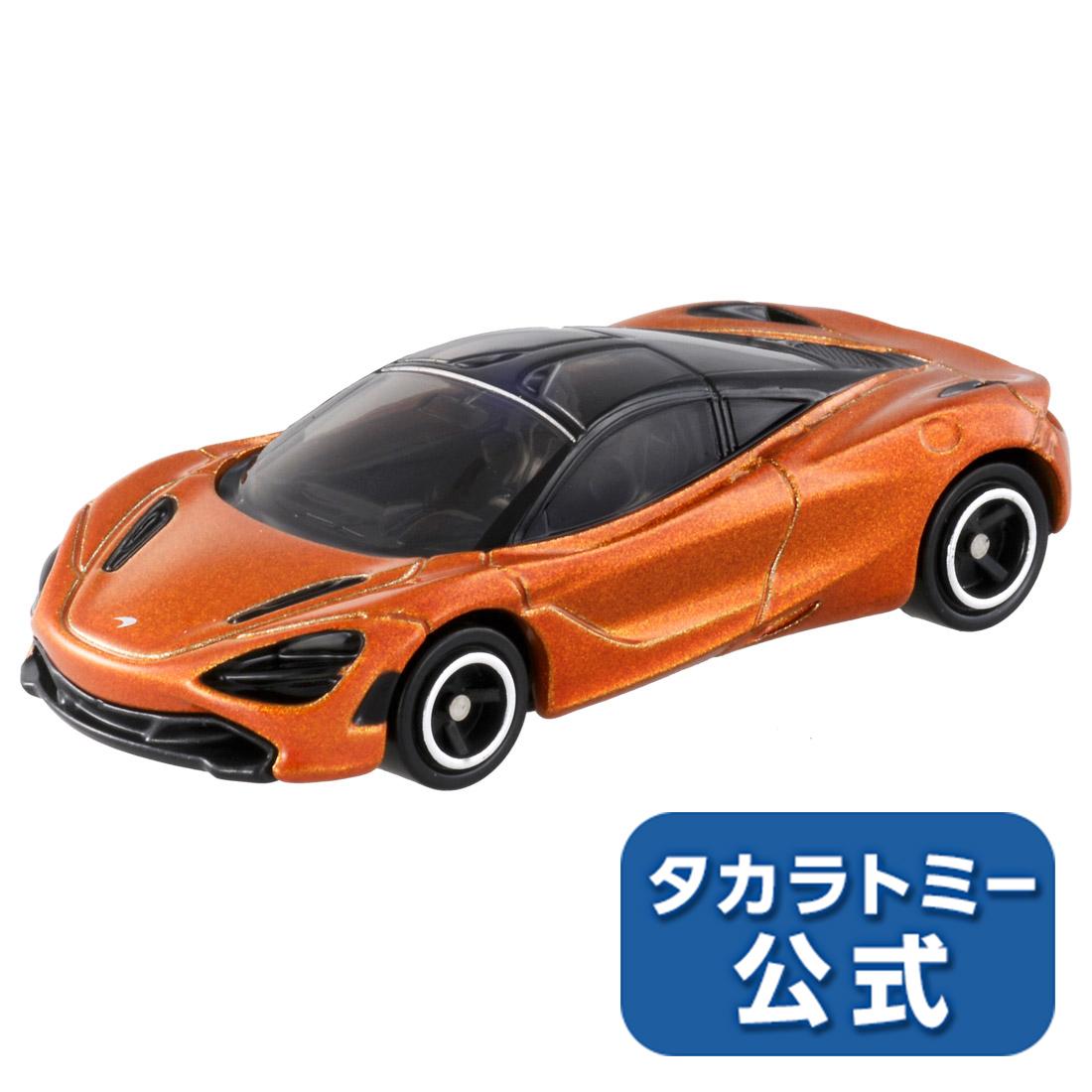 2018年12月15日発売タカラトミー公式店5 500円以上購入で送料無料 トミカNo.57マクラーレン720S トミカ 箱 新品 セール価格