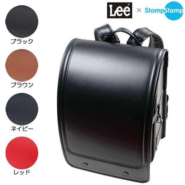 LEE×StompStampのランドセルリー/LEEBLACK/NAVY/BROWN/新色RED