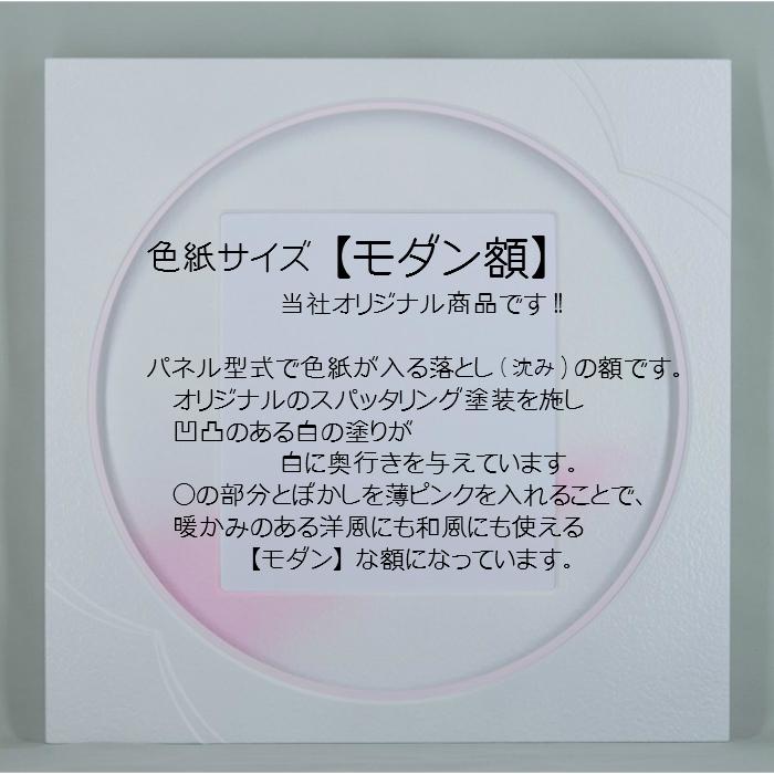 パネル色紙サイズ【モダン額】ピンク, THIS IS THE STORE:13d47358 --- officewill.xsrv.jp
