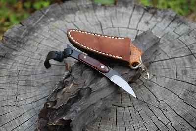 【予約販売】Custom Knife アメリカモデル2013 カスタムナイフ・鮎