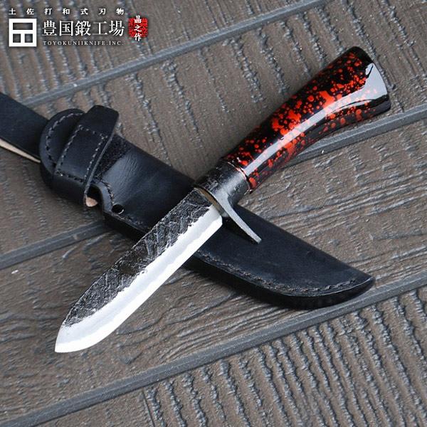 剣鉈105土佐オリジナル白鋼樫