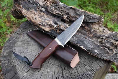 【予約制】Custom Knife アメリカモデル2013ブルーケーパー・スキナー