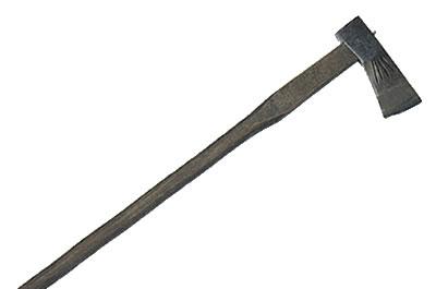 土佐鍛冶師手打ち薪割り斧 大 1.5kg