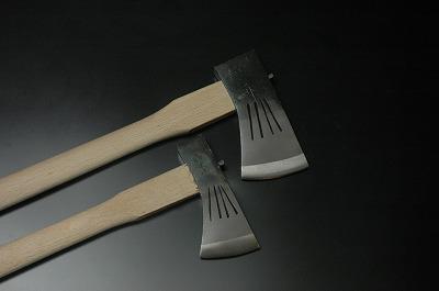【晶之作】薪割斧 大斧700g 小斧380g