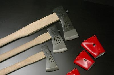 【晶之作】薪割斧 大斧1.5kg 小斧700g 小斧380g