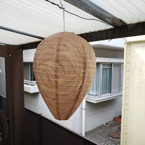 蜂の巣ダミー スズメバチ撃退 ダミーハチの巣 ランキングTOP10 こちらの商品は定形外郵便での発送になります {代引き不可} 送料無料 いつでも送料無料