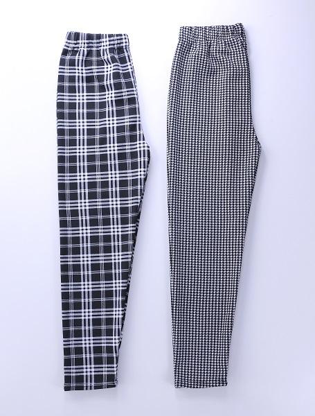 使い勝手の良い レギンス パンツ シャギー めちゃぽか裏シャギーレギンス2柄組 冷え性 寒さ対策 爆安