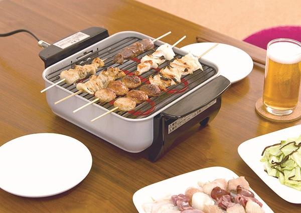 ろばた焼き・バーベキュー・焼肉プレート プチ割烹 ろばた焼き(日本製)