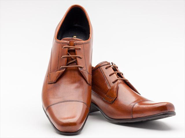 キャサリンハムネットロンドン 靴 本革 ビジネスシューズ ストレートチップ トラッド KATHARINE HAMNETT LONDON 31441 ブラウン