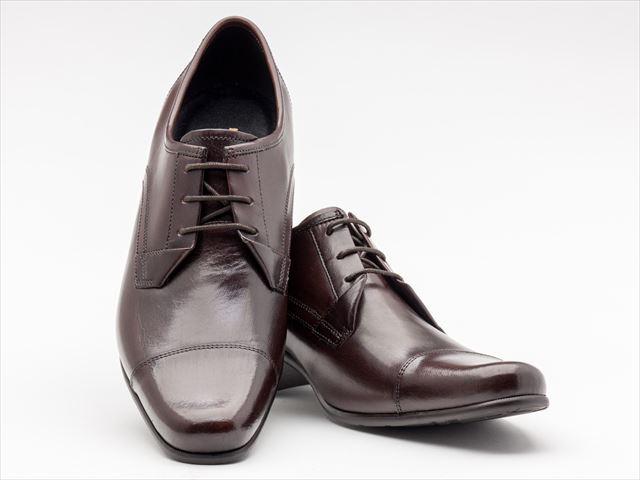 キャサリンハムネットロンドン 靴 本革 ビジネスシューズ ストレートチップ トラッド KATHARINE HAMNETT LONDON 31441 ダークブラウン