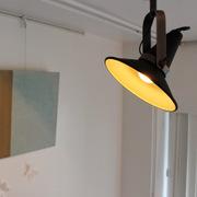 ライト 照明 スポットライト ペンダントライト 洋風 インテリア 照明 おしゃれ 照明器具 北欧 ディクラッセ シンプル カフェ バー 鋳物 レトロ DI CRASSE Studio D spot light 【10P05Sep15】