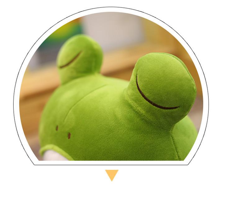 送料無料 抱き枕カエル ぬいぐるみ蛙 85センチ 4サイズ選択可 カエル愛好家にお薦めsdtrhQ