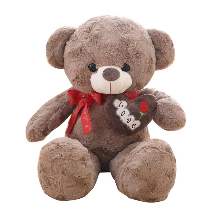 【送料無料】クマ ぬいぐるみ 特大可愛い熊 2色あり 3サイズ選択可能 130センチ