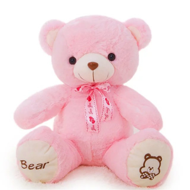 【送料無料】クマ ぬいぐるみ 可愛い熊 Love You Bear 四色あり 6サイズ選択可能 140センチ